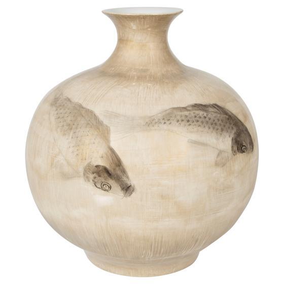 FISH VAZO 39X42,5CM
