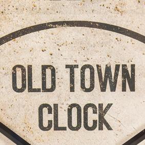 OLD TOWN DUVAR SAATİ 110 CM