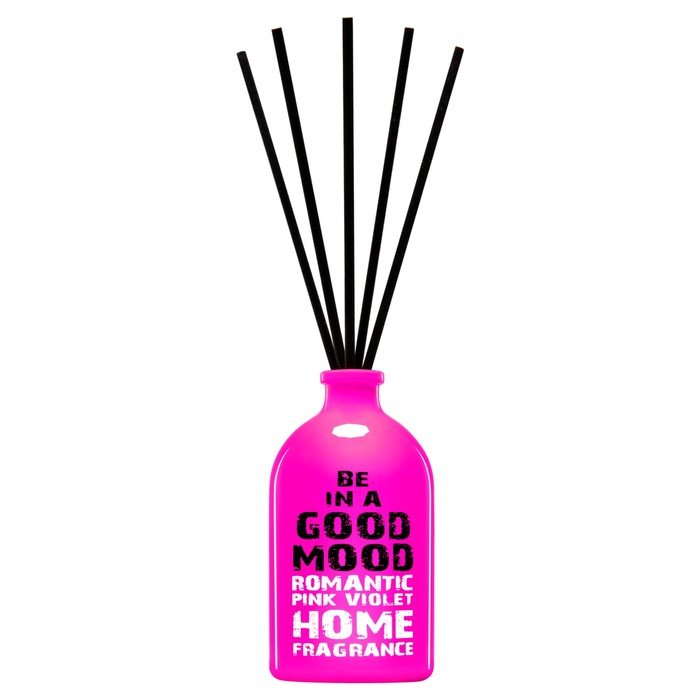 BE IN A GOOD MOOD DIFFUSER PINK VIOLET