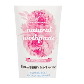 HUMBLE NATURAL TOOTHPASTE STRAWBERRY-MİNT - 75 ML