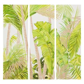 TROPICAL PANO 3LÜ 120X40CM/PCS