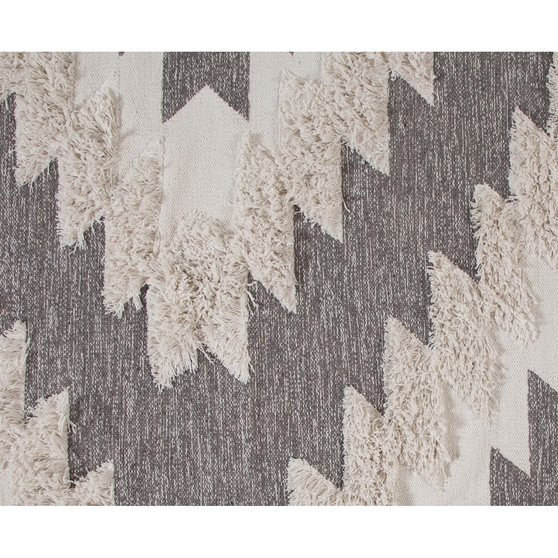 PALMIRA HALI GRI-BEYAZ 120x180
