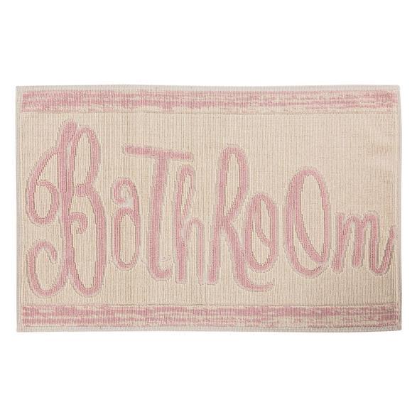 BATHROOM PINK 60X100 CM PASPAS