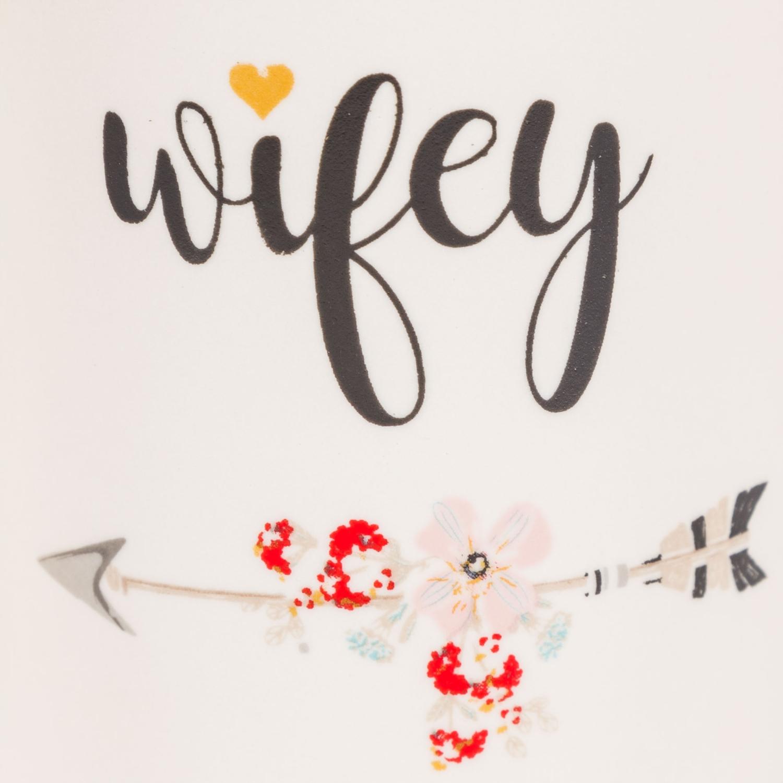 HUBBY & WIFEY KUPA SETİ - 2'Lİ