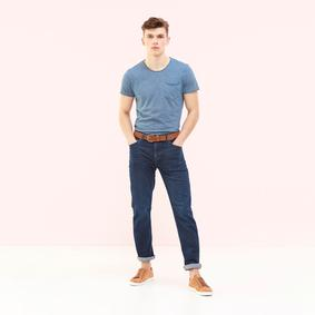 SLIM DENIM PANTOLON