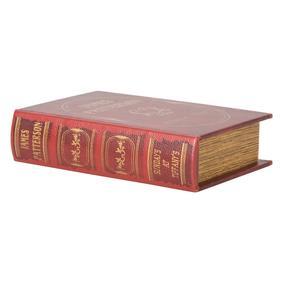 JAMES KİTAP KUTU 14X5X19CM