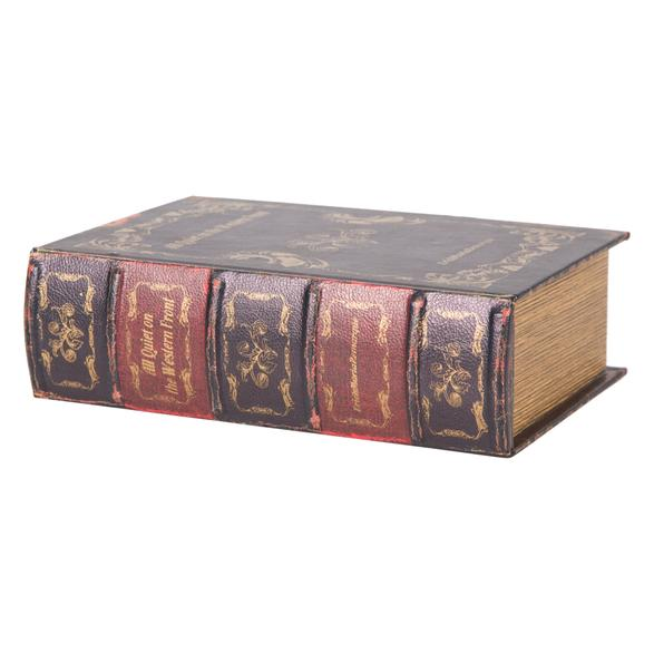 JAMES KİTAP KUTU 27X8X19CM