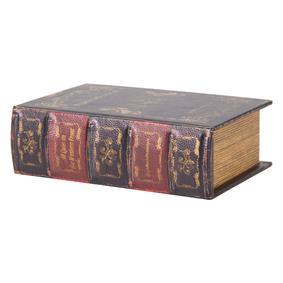 JAMES KİTAP KUTU 20X7X14CM