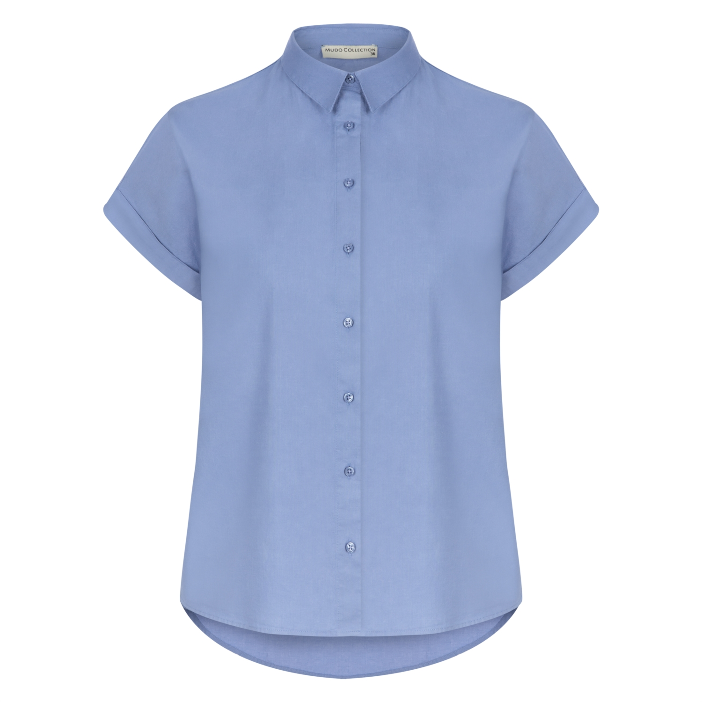 Kısa Kollu Regular Gömlek