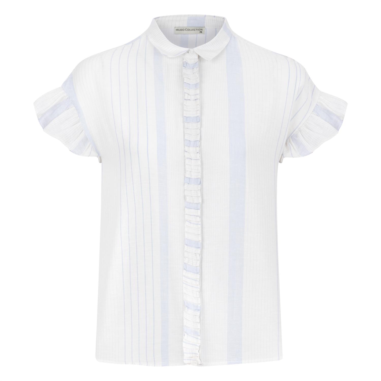 Kısa Kollu Regular Pamuklu Gömlek