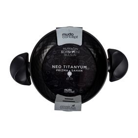 NEO TITANYUM PRIZMA SAHAN 20 CM