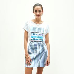fb5dbce81424d Bayan Tişört , Basic T-shirt Modelleri ve Fiyatları - Mudo
