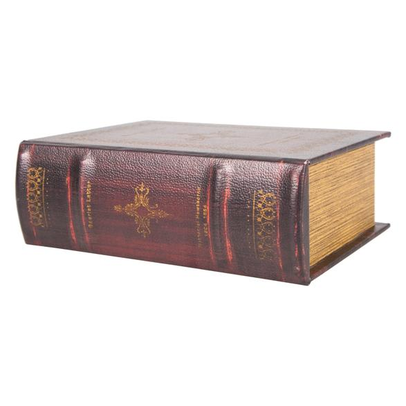 JAMES KİTAP KUTU 17X8X23CM